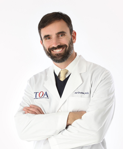 Dr. Grutter shoulder surgeon nashville tn